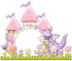 646 x 546 Blank Photo, Cartoon Kids, Deco, Little Girls, Clip Art, Baby Shower, Scrapbook, Shapes, Halloween
