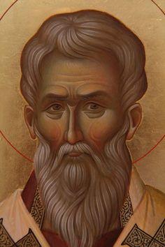 Neaga Mihai Byzantine Icons, Byzantine Art, Paint Icon, St Michael, Christian Faith, Painting Techniques, Fresco, Saints, Digital Art