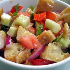Panzanella (Ina Garten) Recipe - Key Ingredient