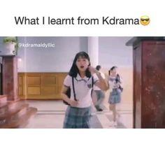 Korean Drama Songs, Korean Drama Funny, Korean Drama List, Korean Drama Quotes, Korean Words Learning, Korean Actors, Korean Actresses, W Two Worlds, Kdrama Memes