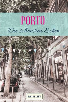 The Portugal holiday is already booked? Then you should definitely stop by in Porto. Here you will find the best Porto travel tips for your Porto trip! The post The coolest Porto tips – Discover the most beautiful corners appeared first on Woman Casual. Europe Destinations, Portugal Vacation, Portugal Travel, Portugal Holidays, Porto Portugal, Reisen In Europa, Backpacking Europe, Vacation Pictures, Travel Images