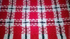 Вяжем шотландскую клетку спицами - Ярмарка Мастеров - ручная работа, handmade