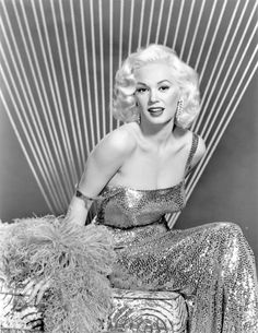 Mamie Van Doren Photo Archive