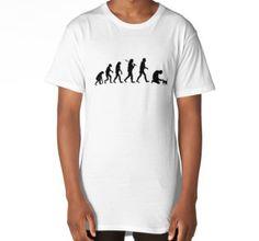 #cat #cats #tshirt #tshirts #redbubble #evolution #catlovers