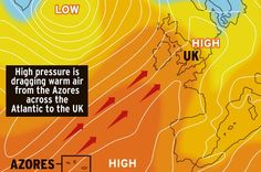 Significant pattern change to much warmer/hot and more settled conditions on the way for the UK & Ireland + more @ http://www.exactaweather.com/UK_Long_Range_Forecast.html