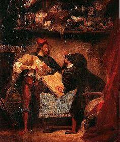 Faust - Delacroix
