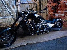 V8 Chopper.