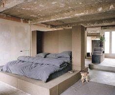 Rick Owens- Parisian Gothic Home
