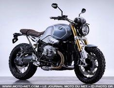 Preparing motorcycle BMW R NINET Brooklyn Scrambler Gant Rugger - New 2014 BMW motorcycle
