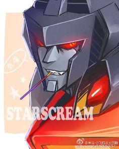 变形金刚 Is it strange that my heart rate goes up whenever I think about this fictional giant evil alien robot?