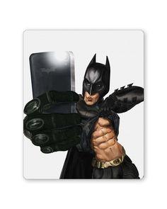 Batman Selfie | Mouse Pad