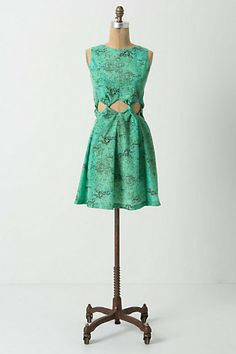 Alchemy Mini Dress #anthropologie