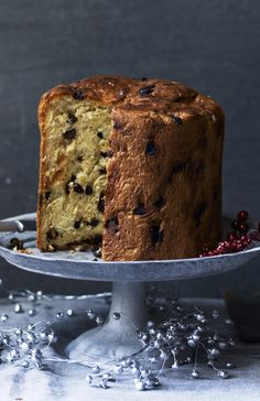 Knock off their new Christmas socks with a homemade panettone!