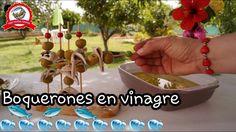 Boquerones en vinagre / Receta casera /