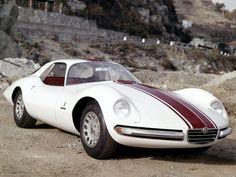 1965 Alfa Romeo Giulia 1600 Sport Coupe (105) (Pininfarina)