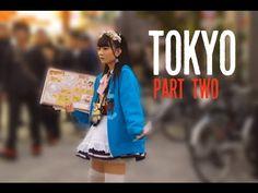(17) Japan Vlog   Tokyo during Autumn   Visiting Maid cafe's Tsukiji Fishmarket, Ginza & More - YouTube