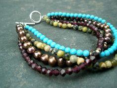 Boho-Chic Bracelet
