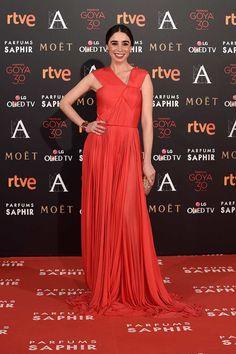 Premios Goya 2016. Candela Serrat de Vionnet