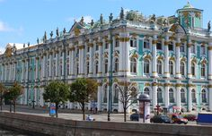 Hermitage, il museo di San Pietroburgo in Russia