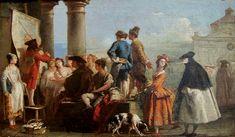 The Storyteller - Giovanni Domenico Tiepolo