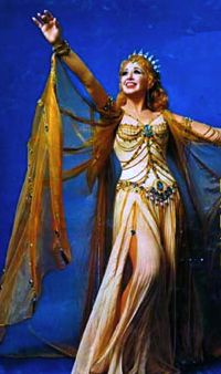 beverly sills | MET Opera Archive Alert: Beverly Sills Costume On the Loose - Thais