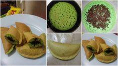 Resep Martabak Manis Simpel Praktis Roti Canai Recipe, Bolu Cake, Indonesian Food, Indonesian Recipes, Yummy Snacks, Crepes, Hummus, Cooking Recipes, Ethnic Recipes