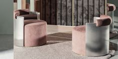 These are Li Edelkoort's colour predictions for the decade — Elle Decoration UK Mellow Yellow, Elle Decor, Pretty In Pink, Insight, Dining Chairs, Shades, Colour, Decoration, Furniture