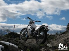Back to basic. Trial Bike, Alps, Trials, Classic, Vehicles, Motorcycles, Motorbikes, Derby, Dirt Biking