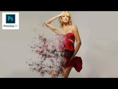Dispersion Effect - Photoshop tutorial. Read full article: http://webneel.com/video/dispersion-effect-photoshop-tutorial   more http://webneel.com/video/photoshop-tutorials   more videos http://webneel.com/video/animation   Follow us www.pinterest.com/webneel