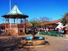 Pueblo Mágico de Santa Clara del Cobre