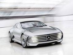Zajedno sa predstavljanjem modela C63 AMG Coupe i S-Class Coupe, Mercedes-Benz je takođe predstavio i IAA Concept na Frankfurt Motor Show-u 2015.