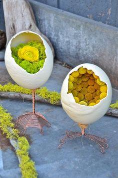Prefect for spring and Easter.  Chestnut & Vine Floral Design.