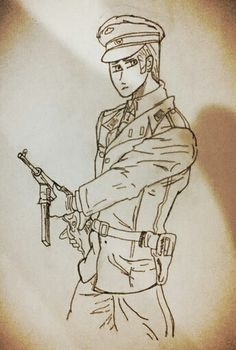 this is Luwig/germany from hetalia