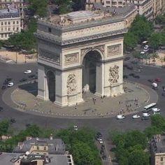 Paris, de place en place