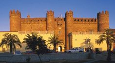 ZAFRA -Alcázar de Zafra. Actual Parador de Turismo. Badajoz