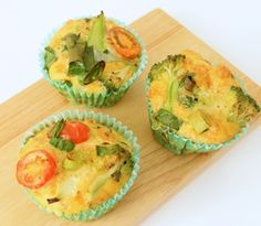 Quick and easy savoury eggy muffins - a real food, gluten & dairy free recipe great for breakfast, lunch or snacks. Healthy Gluten Free Recipes, Sugar Free Recipes, Clean Recipes, Real Food Recipes, Healthy Food, Healthy Treats, Healthy Kids, Keto Recipes, Quick And Easy Breakfast