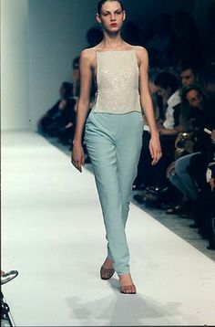 Narciso Rodriguez - Ready-to-Wear - Runway Collection - WomenSpring / Summer 1998