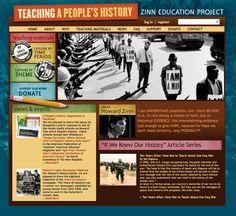 Zinn Education Project--U.S. History