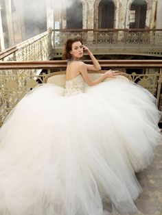102 Best Big Poofy Wedding Dresses Images In 2019 Wedding Ideas