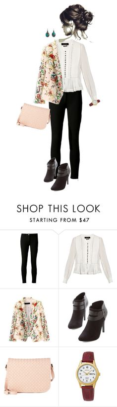 """Work Wear 3"" by lilyinjune ❤ liked on Polyvore featuring Michael Kors, Isabel Marant, Bottega Veneta, Seiko and Sandra Dini"