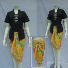 baju batik | rnb batik | batik pesta | batik kantor | dress batik | rok n blus batik | rok batik lilit | rok lilit | rok wiru
