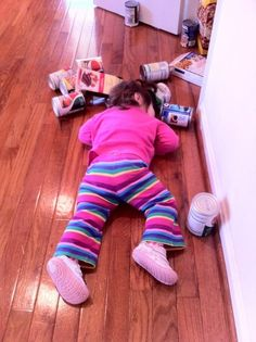 30 Pictures Proving Kids Are Pretty Much Just Tiny Drunk Adults