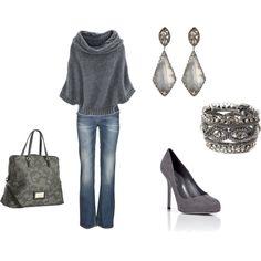 Simply Grey...