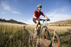 What is a mountain bike? Here's a description of what makes mountain bikes different, and what you want to look for when considering a mountain bike
