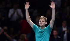 Roger Federer and Rafael Nadal wins will do this for David Goffin - Grigor Dimitrov