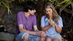 Bindi Irwin and co-star Toby Wallace in the kids' film Return To Nim's Island. Nims Island, Irwin Family, Bindi Irwin, Island Outfit, Steve Irwin, Movie Facts, Dancing With The Stars, Great Stories, Good Movies