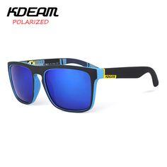e9ec39bfbb5 Sport Sunglasses Metal Hinges Designer Men Women Polarized Sun Glasses With  Original case