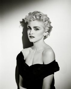 Madonna herb ritts younger