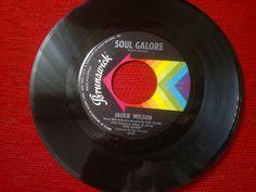 NORTHERN  /  Jackie Wilson - Soul Galore  - BRUNSWICK   /   SOUL 45