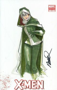 Rogue by Humberto Ramos ★ || CHARACTER DESIGN REFERENCES | キャラクターデザイン • Find…